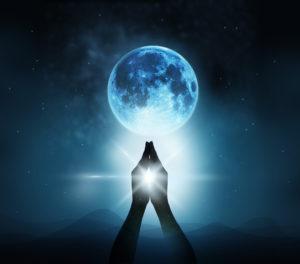 pleine lune spirituel effet