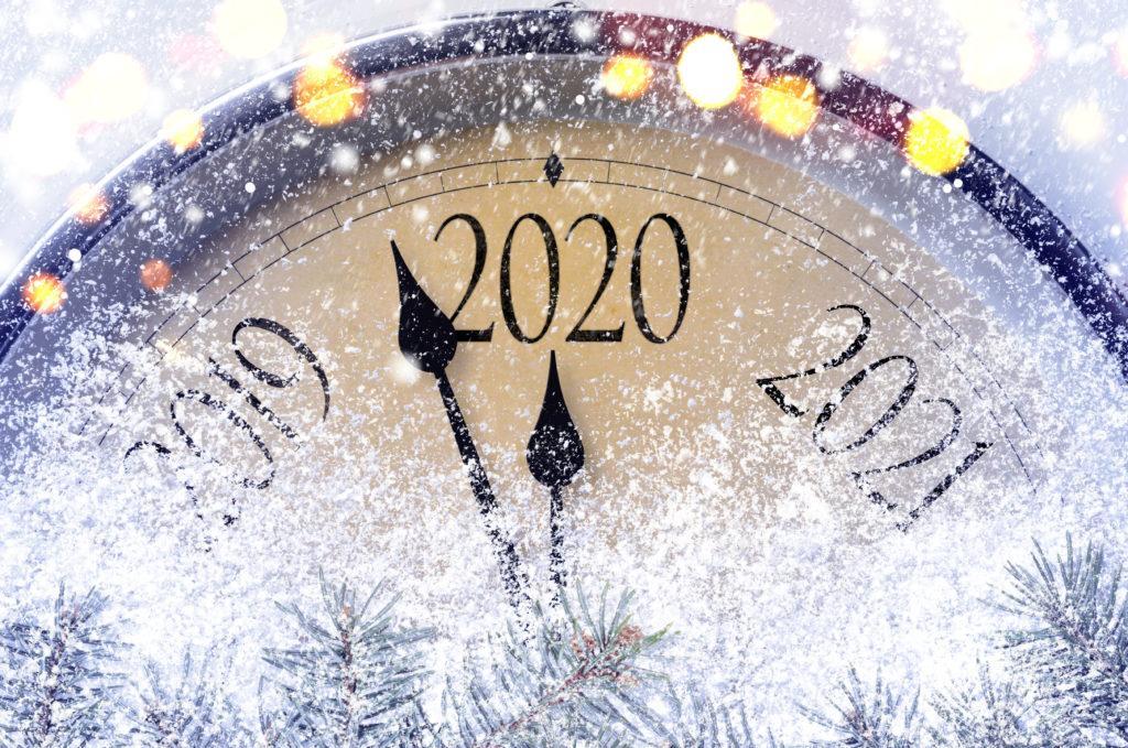 2020, toute une symbolique