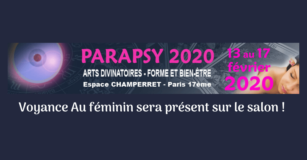 Salon Parapsy 2020